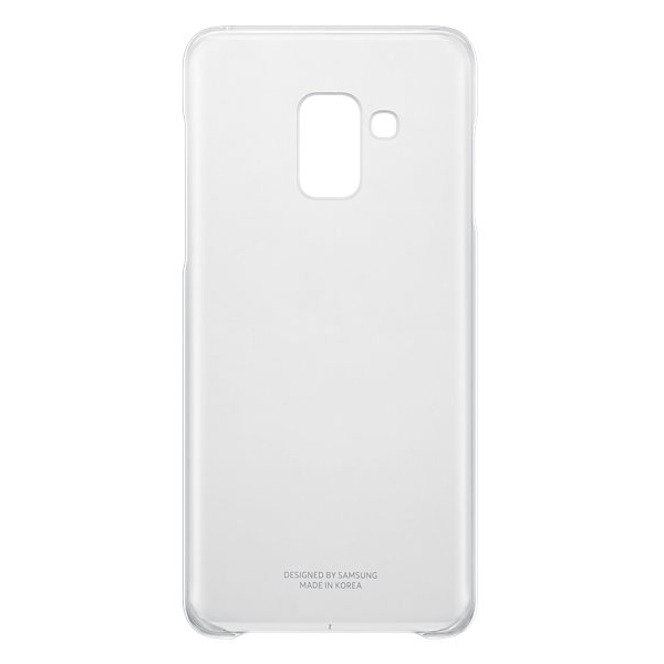 Etui Samsung Clear Cover do Galaxy A8 2018 caseD